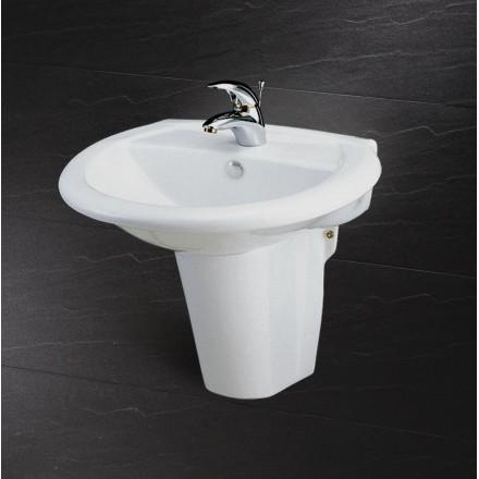 chậu rửa mặt lavabo Caesar giá rẻ tai Hà Nội