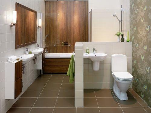 Phòng vệ sinh Toto đẹp