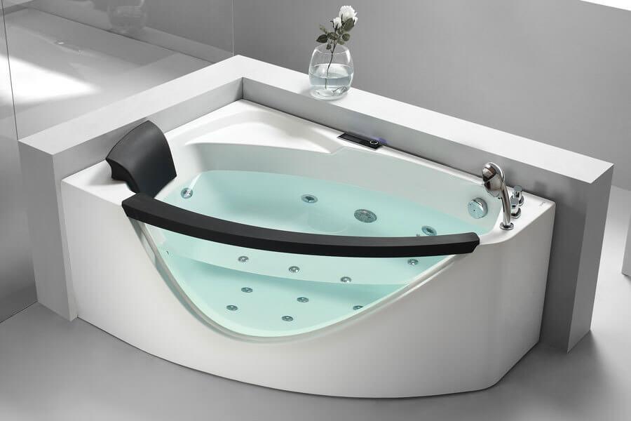Mẫu bồn tắm nhỏ đẹp không cưỡng