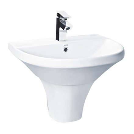 Top 8 mẫu chậu rửa mặt lavabo TOTO tại TPHCM bán chạy giá tốt 2018