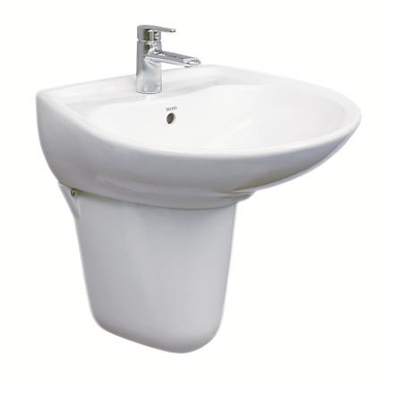 Chậu rửa mặt lavabo TOTO LHT300CR