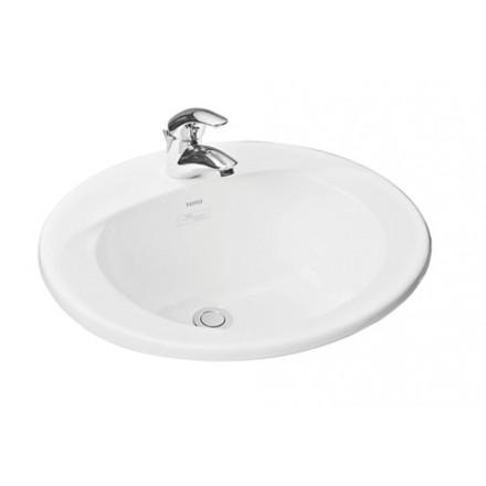 Top 8 mẫu chậu rửa mặt lavabo TOTO