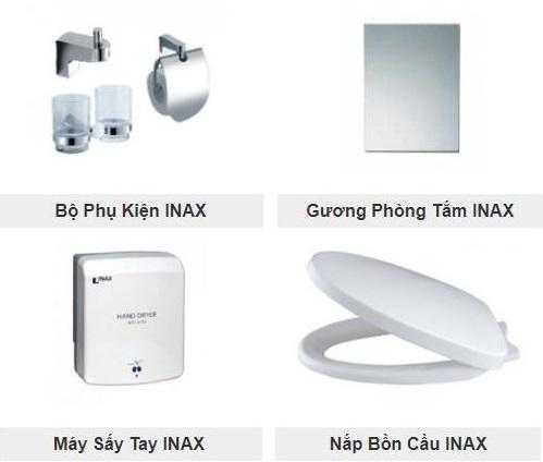 Mua phụ kiện INAX chính hãng tại TDM Thủ Đức